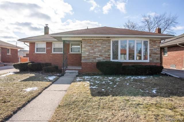 18048 Empire Avenue, Eastpointe, MI 48021 (#2200014460) :: The Buckley Jolley Real Estate Team