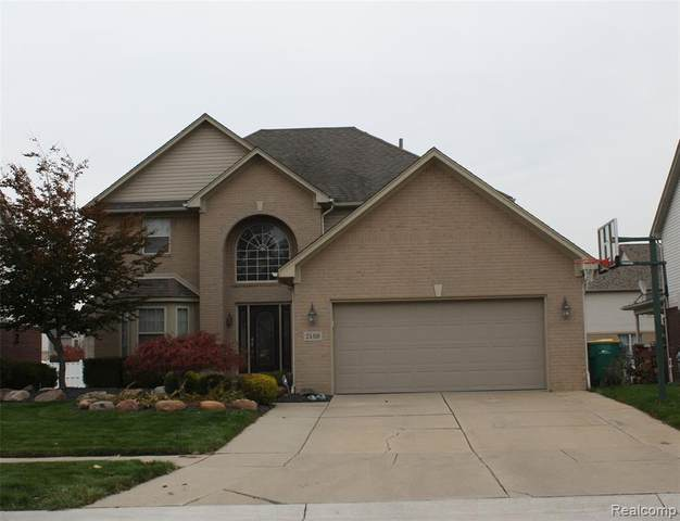 24415 Curt Drive, Brownstown Twp, MI 48183 (#2200014473) :: The Buckley Jolley Real Estate Team