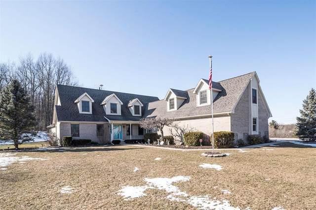 8850 High Creek Court, York, MI 48176 (#543271345) :: The Buckley Jolley Real Estate Team