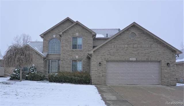 49649 Red Pine Drive, Macomb Twp, MI 48044 (#2200014509) :: The Buckley Jolley Real Estate Team
