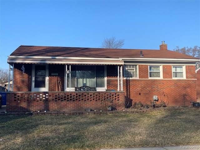 22103 Karam Court, Warren, MI 48091 (#2200014518) :: The Buckley Jolley Real Estate Team