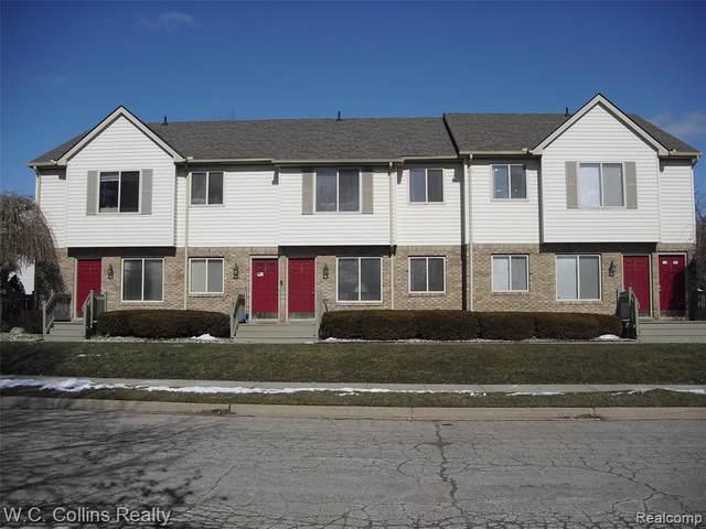 165 Denby, Romeo Vlg, MI 48065 (#2200014525) :: The Buckley Jolley Real Estate Team