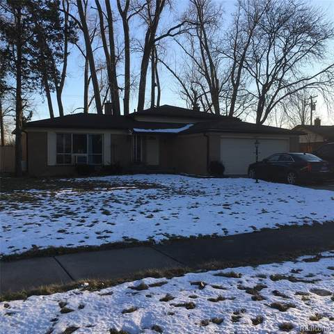 28835 Murray Crescent Drive, Southfield, MI 48076 (#2200014533) :: The Buckley Jolley Real Estate Team