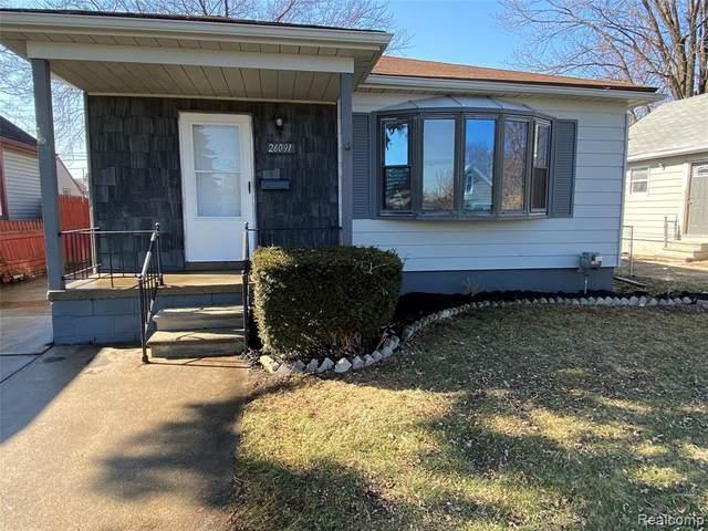 26091 Belanger Street, Roseville, MI 48066 (#2200014546) :: The Buckley Jolley Real Estate Team