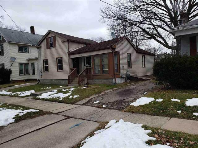 238 Comstock, Adrian, MI 49221 (MLS #56050006411) :: The Toth Team