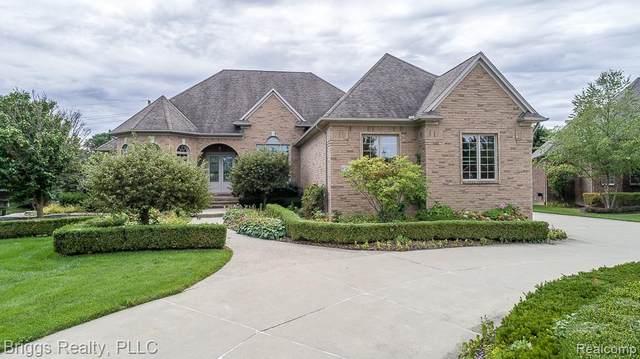 6084 Adams, Washington Twp, MI 48094 (#2200014629) :: The Buckley Jolley Real Estate Team