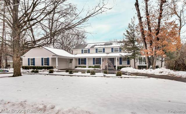111 Guilford Road, Bloomfield Hills, MI 48304 (#2200014706) :: RE/MAX Nexus