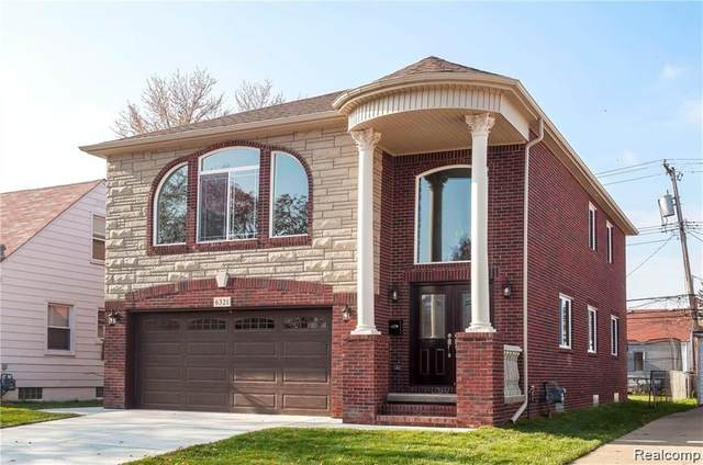 6321 Argyle Street, Dearborn, MI 48126 (#2200014708) :: The Buckley Jolley Real Estate Team