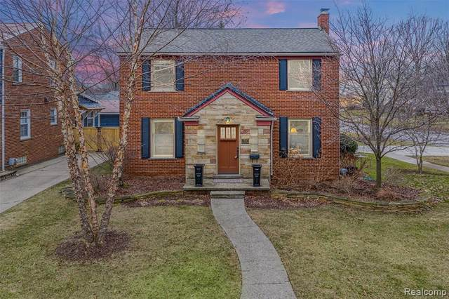 1702 Northwood Boulevard, Royal Oak, MI 48073 (#2200014732) :: RE/MAX Nexus