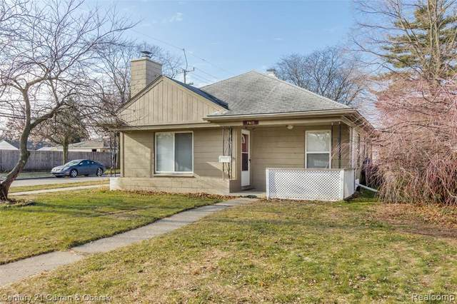 7401 Drexel Street, Dearborn Heights, MI 48127 (#2200014746) :: The Buckley Jolley Real Estate Team