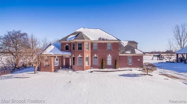 59986 Schoenherr Road, Washington Twp, MI 48094 (#2200014747) :: The Buckley Jolley Real Estate Team