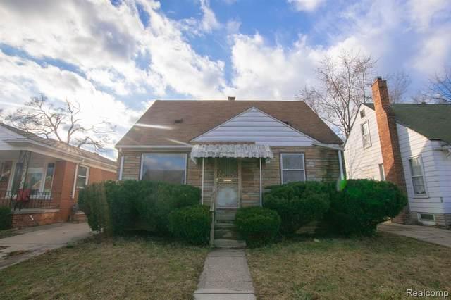 7417 Vaughan Street, Detroit, MI 48228 (#2200014749) :: The Buckley Jolley Real Estate Team