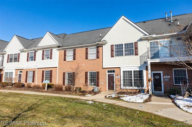 3144 Kneeland Circle #69, Howell Twp, MI 48843 (#2200014773) :: The Buckley Jolley Real Estate Team
