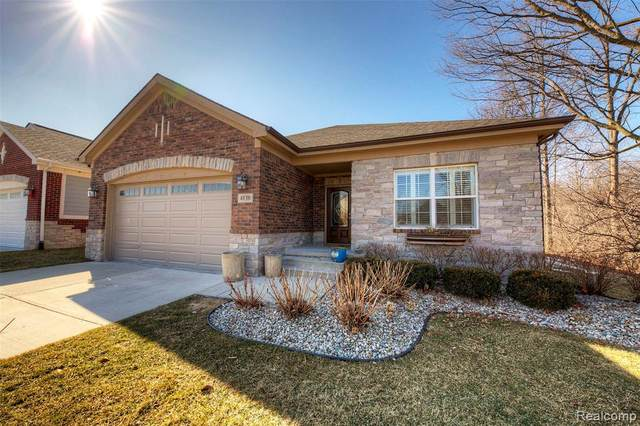 4138 Hawksburry Court, Canton Twp, MI 48188 (#2200014774) :: The Buckley Jolley Real Estate Team