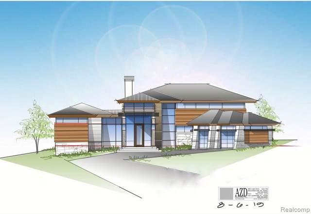 3909 Lakeland Lane, Bloomfield Twp, MI 48302 (#2200014800) :: Alan Brown Group