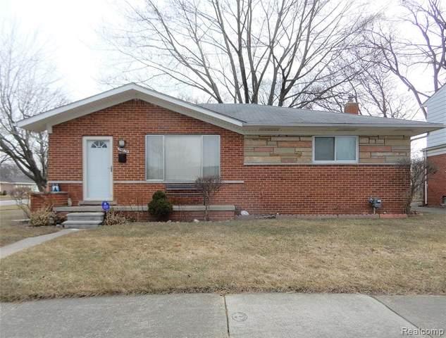 25874 Cunningham Avenue, Warren, MI 48091 (#2200014832) :: The Buckley Jolley Real Estate Team