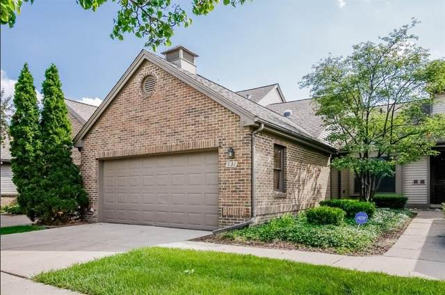 531 Galen Circle #45, Ann Arbor, MI 48103 (#543271255) :: The Buckley Jolley Real Estate Team
