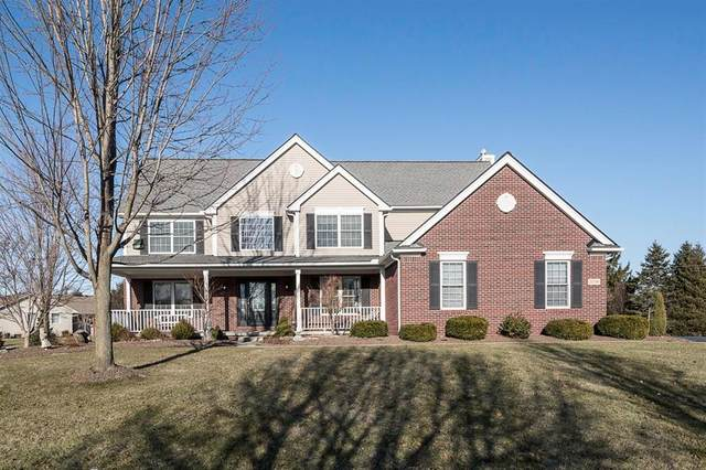 2036 Merlot Court, Pittsfield Twp, MI 48108 (#543271313) :: The Buckley Jolley Real Estate Team