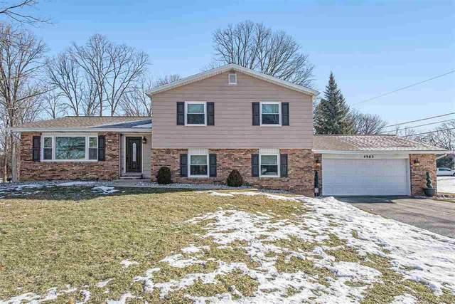 4983 Mapledale Rd, Summit, MI 49201 (#55202000506) :: GK Real Estate Team