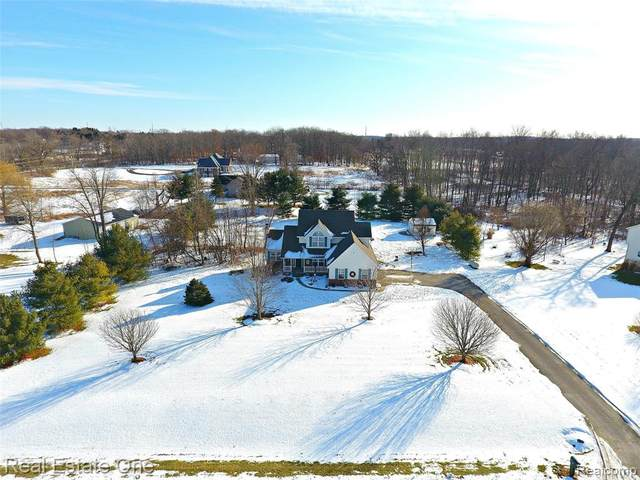7428 Oceola Farms Court, Oceola Twp, MI 48855 (#2200014953) :: The Mulvihill Group