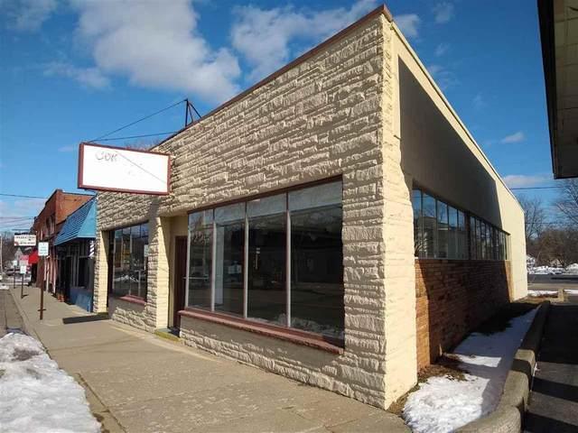 1213 Greenwood Ave, CITY OF JACKSON, MI 49203 (#55202000508) :: GK Real Estate Team