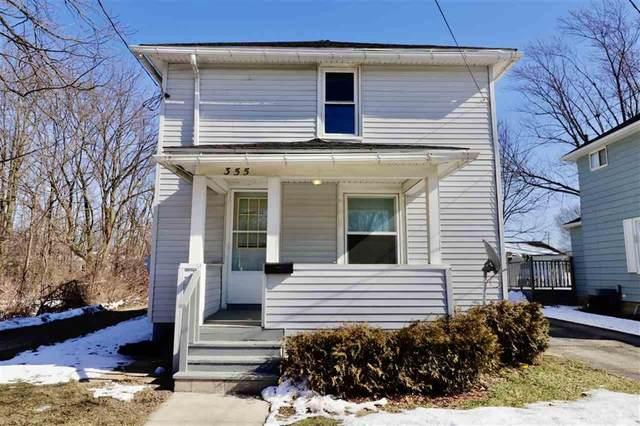 355 N Grinnell, CITY OF JACKSON, MI 49202 (#55202000507) :: GK Real Estate Team