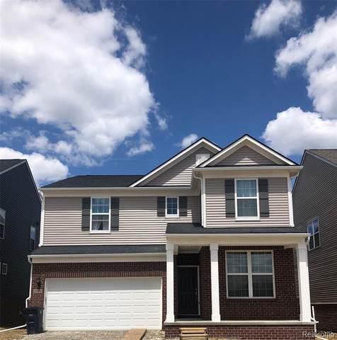 2860 Dillon Drive, Ann Arbor, MI 48105 (#2200014994) :: The Buckley Jolley Real Estate Team