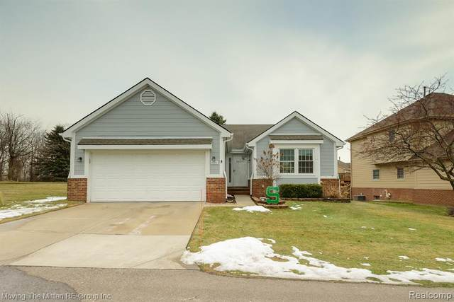 41471 Cypress Way, Novi, MI 48377 (#2200015141) :: BestMichiganHouses.com
