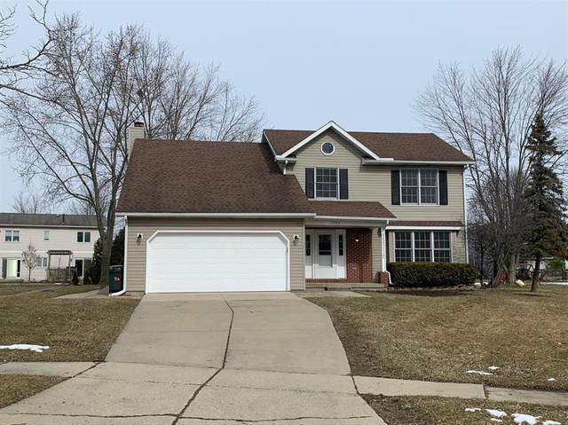 1145 Henlon Circle, Pittsfield Twp, MI 48176 (#543271405) :: The Buckley Jolley Real Estate Team