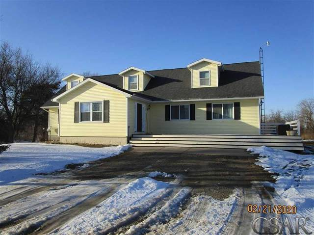 222 Pittsburg Rd., Bennington Twp, MI 48867 (#60050006548) :: GK Real Estate Team