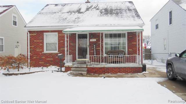 23110 Harmon Street, Saint Clair Shores, MI 48080 (#2200015249) :: The Buckley Jolley Real Estate Team
