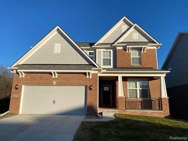 3711 Bella Vista Drive, Ann Arbor, MI 48105 (#2200015276) :: The Buckley Jolley Real Estate Team