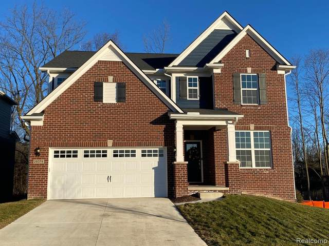 3665 Bella Vista Drive, Ann Arbor, MI 48105 (#2200015287) :: The Buckley Jolley Real Estate Team