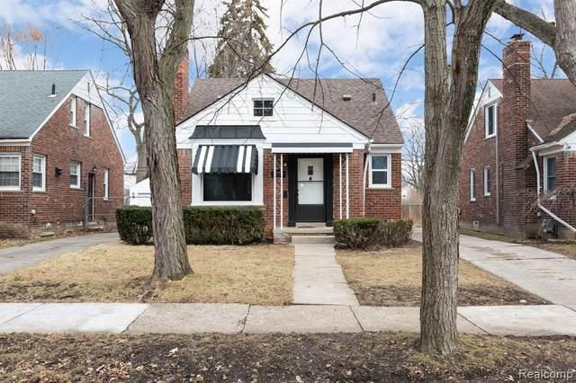 6000 Hillcrest Street, Detroit, MI 48236 (#2200015382) :: The Buckley Jolley Real Estate Team