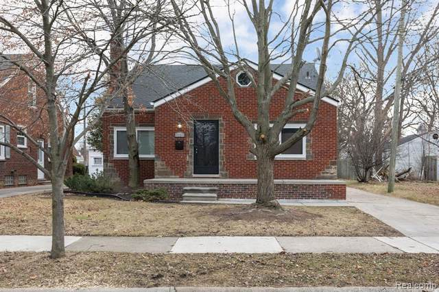 19126 Berden Street, Detroit, MI 48236 (MLS #2200015398) :: The Toth Team