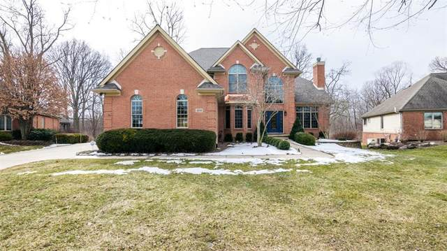 4956 Saint Andrews Court, Pittsfield Twp, MI 48108 (#543271398) :: The Buckley Jolley Real Estate Team
