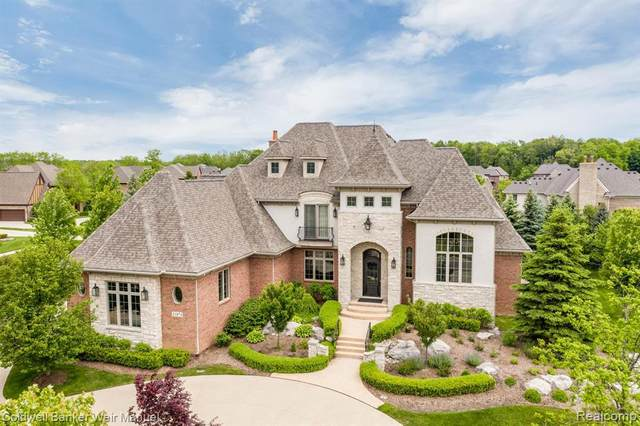 21074 Barola Drive, Novi, MI 48167 (MLS #2200015604) :: The Toth Team