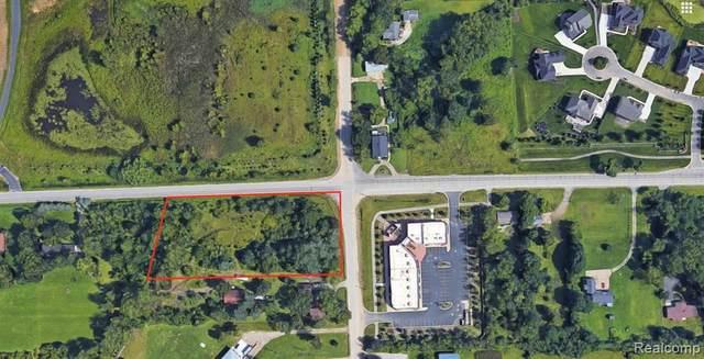 0 Seven Mile Road, Salem Twp, MI 48167 (MLS #2200015662) :: The John Wentworth Group