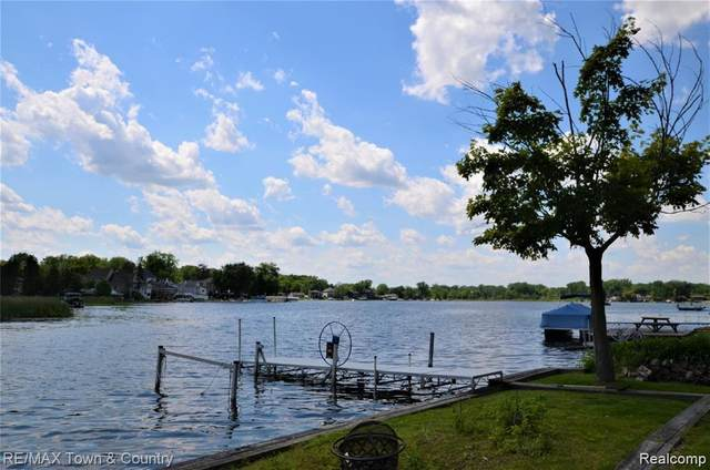 13174 Lake Shore Drive, Fenton Twp, MI 48430 (#2200015703) :: The Buckley Jolley Real Estate Team