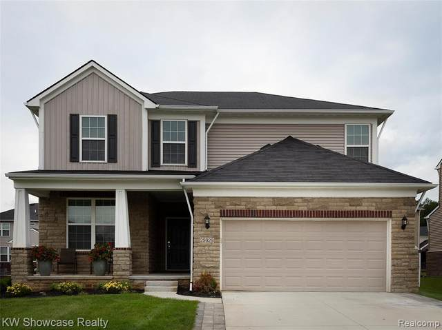 29929 Autumn Gold Dr, Lyon Twp, MI 48165 (#2200015716) :: The Buckley Jolley Real Estate Team