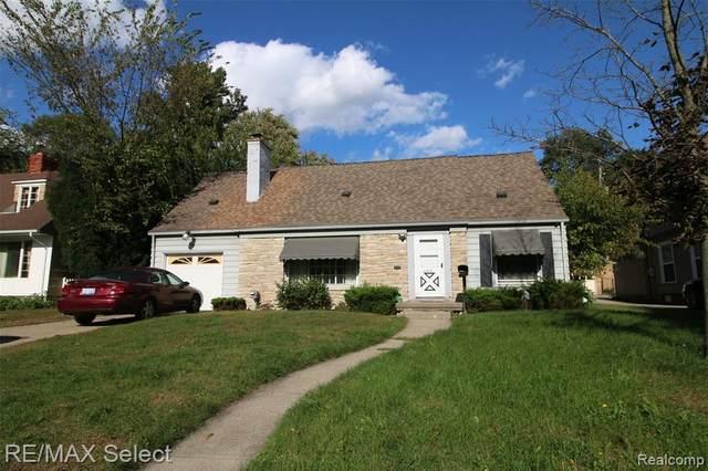 2332 Nolen Drive, Flint, MI 48504 (#2200015744) :: The Buckley Jolley Real Estate Team