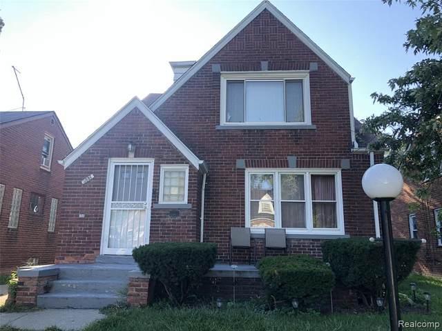 15371 Coyle Street, Detroit, MI 48227 (#2200015855) :: The Mulvihill Group