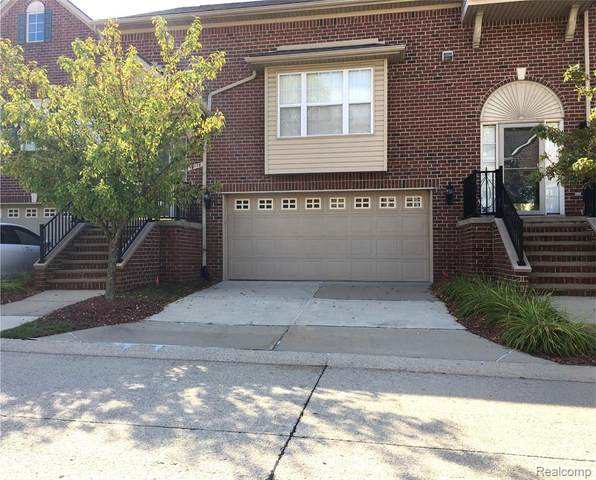 13178 Golf Pointe Drive, Taylor, MI 48180 (#2200015880) :: The Mulvihill Group