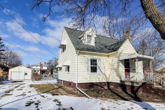 641 Garfield Avenue, Mt. Morris, MI 48458 (#2200015990) :: The Buckley Jolley Real Estate Team