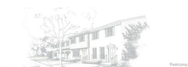 0000 Fox Hills Drive N, Bloomfield Twp, MI 48304 (#2200015994) :: GK Real Estate Team