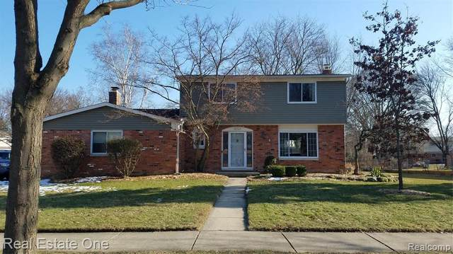 3722 Forge Drive, Troy, MI 48083 (#2200016002) :: RE/MAX Nexus