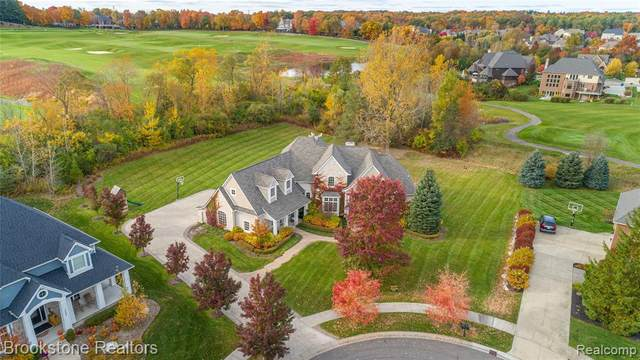 7251 Ardsley Lane, Independence Twp, MI 48348 (#2200016164) :: BestMichiganHouses.com