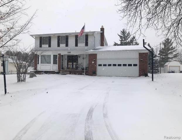 3116 Red Barn Road, Flint Twp, MI 48507 (#2200016169) :: The Merrie Johnson Team