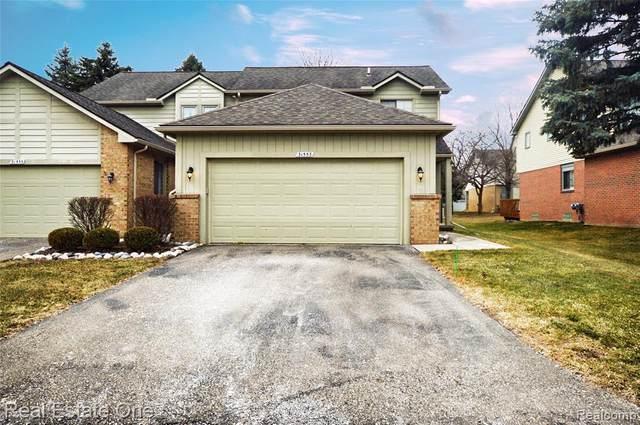 31553 Merriwood Park Drive, Livonia, MI 48152 (MLS #2200016203) :: The John Wentworth Group