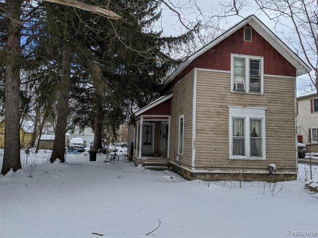 220 S Main Street, Northville, MI 48167 (MLS #2200016256) :: The Toth Team